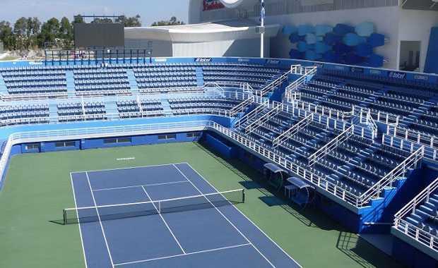 Nhà Thầu Nhận Thi Công Sân Tennis