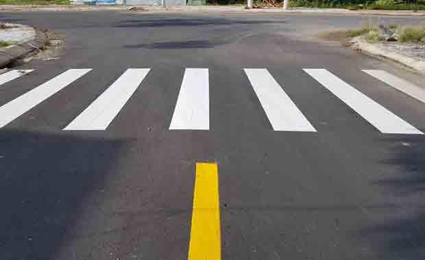 Các loại sơn kẻ vạch giao thông