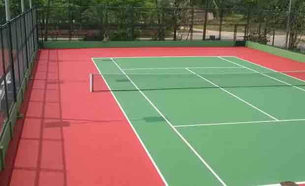 Bảng Báo Giá Thi Công Sơn Sân Tennis Trọn Gói Mới Nhất