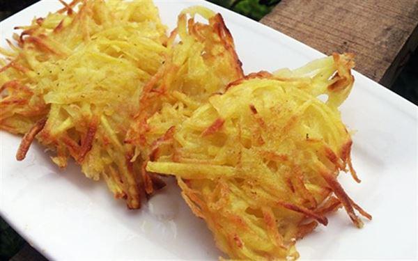 3 cách làm bánh khoai lang nhiều vị thơm ngon, mềm ngọt khó cưỡng - 7