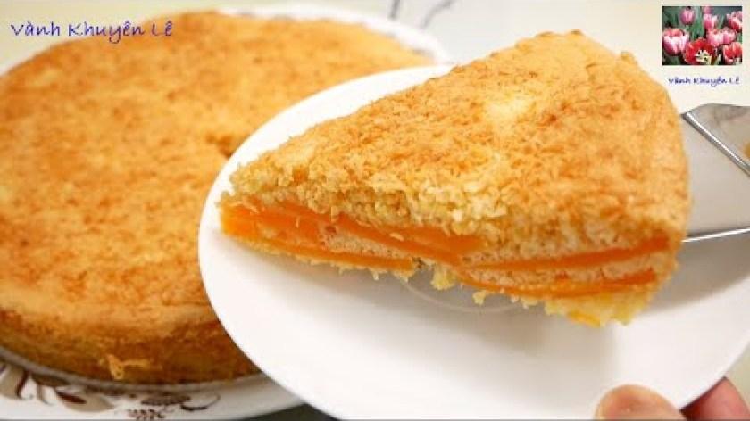 hướng dẫn làm bánh khoai lang - BÁNH BÔNG LAN Dành cho người ĂN KIÊNG - Cách làm Bánh Khoai Lang Dừa thơm mềm Xốp by Vanh Khuyên