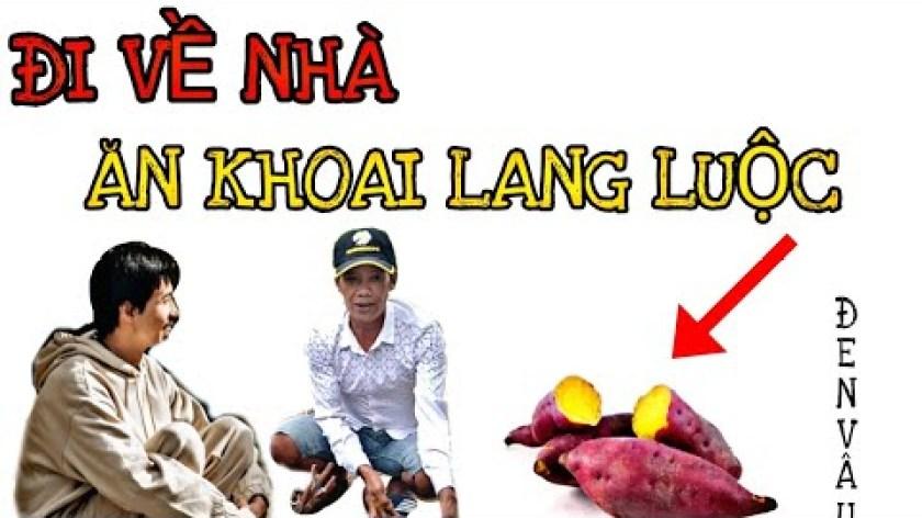 hướng dẫn luộc khoai lang - BUỔI SÁNG LẠNH, LUỘC KHOAI LANG ĂN CHO ẤM   ĐỨC 83 Vlog  