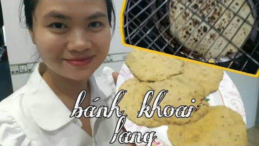 cách nấu khoai lang - HB309-Cách Làm Món Bánh Khoai Lang Nướng Thơm Ngon Mà Cực Kỳ Đơn Giản||@HƯƠNGBÙIFAMILY