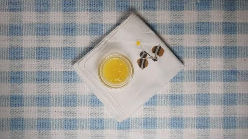 cách nấu khoai lang cho bé ăn dặm - Khoai lang trộn nước cam - Ăn dặm kiểu Nhật (5 - 6 tháng)
