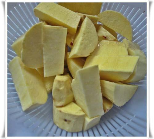 1 củ khoai lang 2 công thức dưỡng trắng giúp da sáng ngời mịn màng - 5
