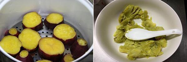 2 cách làm khoai lang kén tại nhà đơn giản mà ngon lại để được lâu - 2