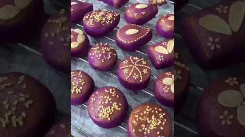 hướng dẫn làm bánh khoai lang - Bánh Khoai Lang Healthy - Hướng Dẫn Làm Bánh