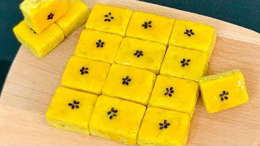 hướng dẫn nướng khoai lang bằng lò nướng - Bánh Khoai Lang Nướng | Baked Sweet Potato Cake Recipe | Chang's House ( Phụ đề)
