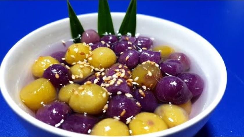 cách nấu khoai lang - Cách nấu CHÈ KHOAI LANG dẻo mềm ngọt đơn giản dễ làm tại nhà - Thanh cooking