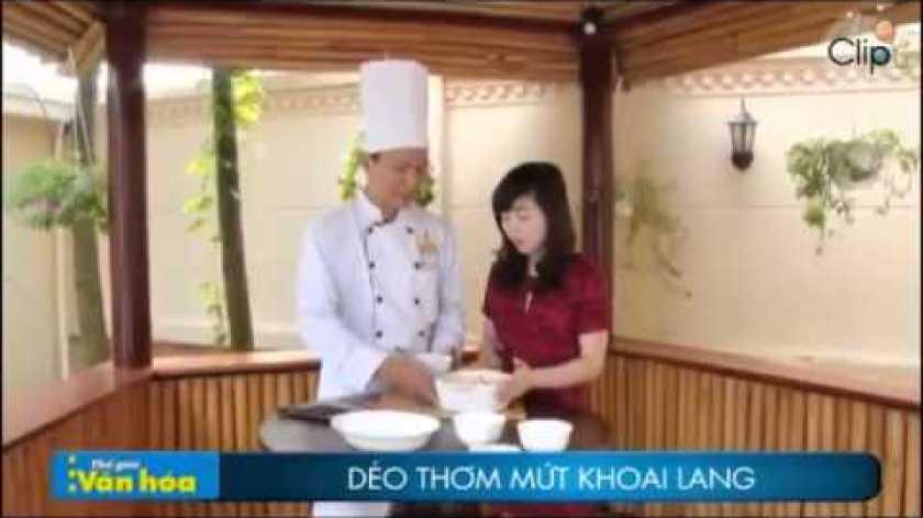 hướng dẫn làm mứt khoai lang - cách làm mứt khoai lang đón Tết - vietwiki.net