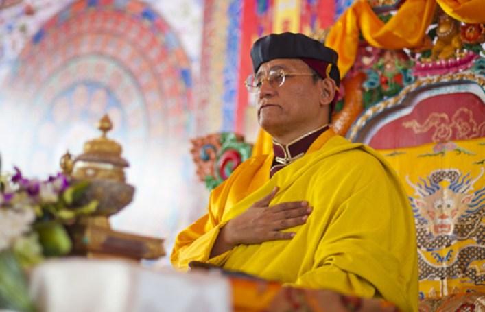 Đức Pháp Vương Gyalwang Drukpa