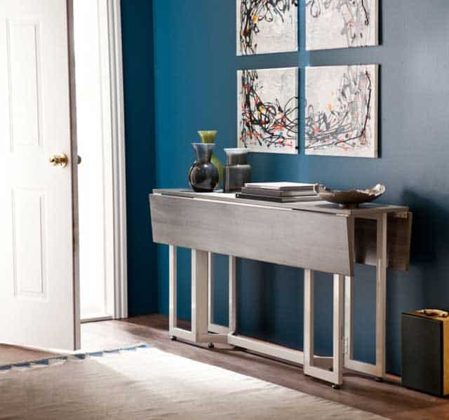 drop-leaf-console-table