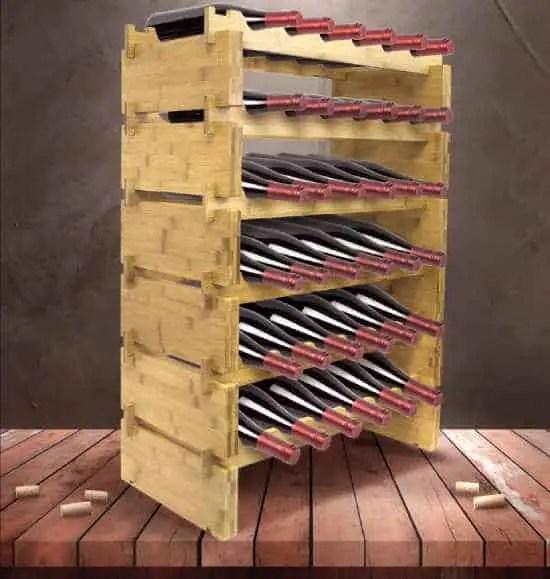 30 modern modular wine racks vurni