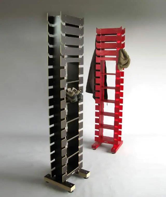Coat Rack And Shoe Rack