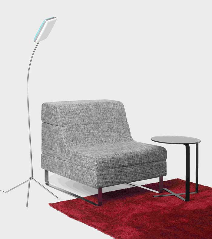 sleeper chair game rocker 20 best chairs for small spaces vurni delightfully modern and neutral enough any design scheme the canyon is a people pleaser this unassuming armchair folds out into
