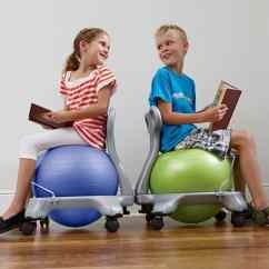 Bouncy Ball Chair Old Fashioned Lawn Chairs 16 Best Balance For Sitting Behind A Desk Vurni Kids