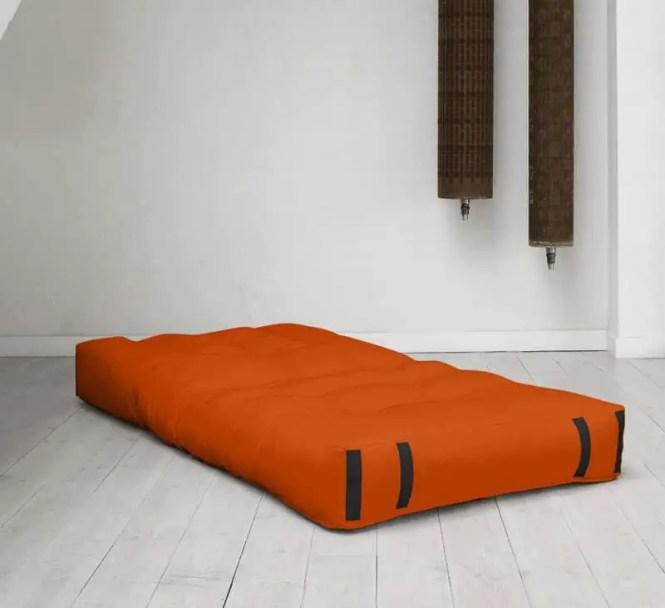 Fresh Futon Mattress Orange