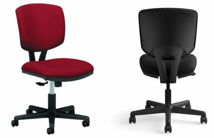best inexpensive ergonomic office chairs chair heavy weight affordable under 120 vurni thick cushions and a budget friendly price make this one of our top picks the hon volt has high back to support your entire