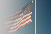 Flag grau
