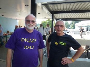 DK2ZF & OZ9ZZ