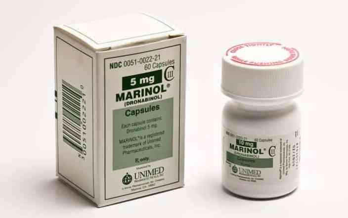marinol, lijek od kanabisa