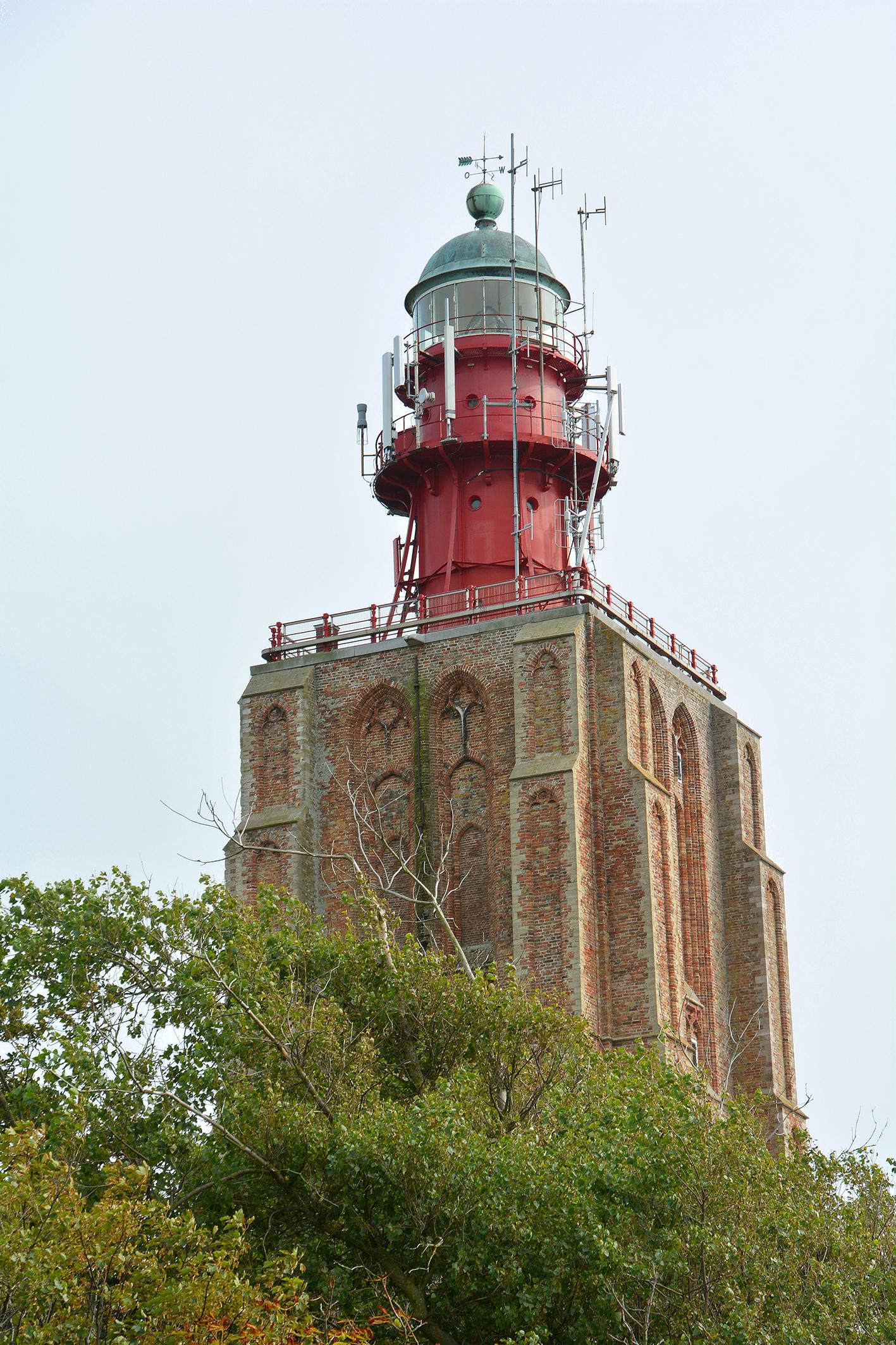 Het hoge licht van Westkapelle