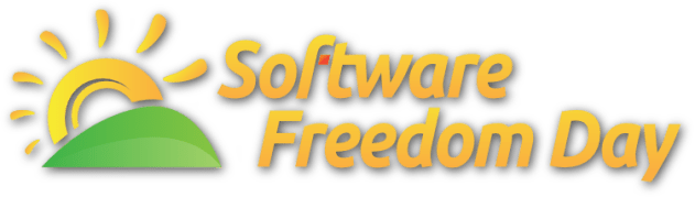 software freedom day logo