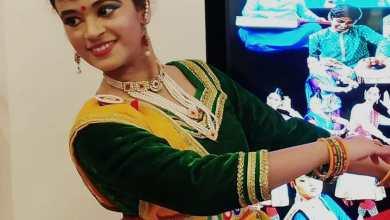 Photo of कावेरी ने कत्थक में कमाया नाम