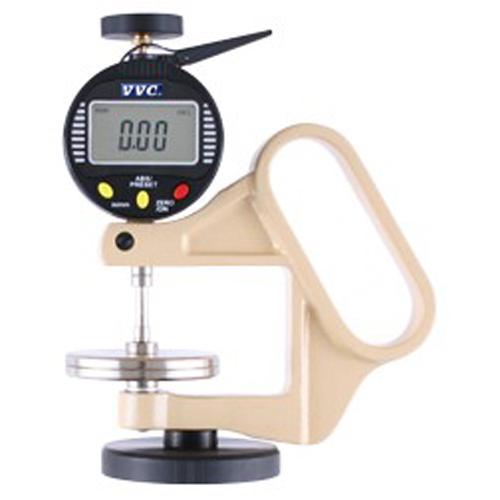 VVC contrôleur d'épaisseur selon la norme textile ISO-5084