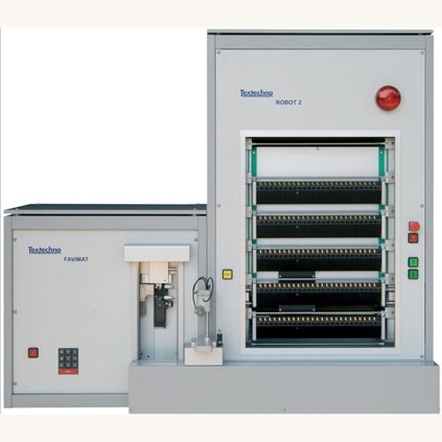 Favimat de Textechno analyseur automatique de fibres