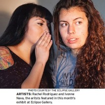 VVC Artists Spotlighted at Eclipse Gallery