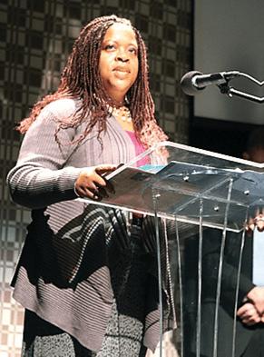 'Dreamers, Visionaries and Leaders' earn honors