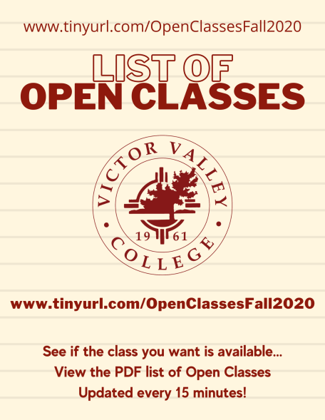 Open classes