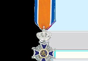 Koninklijke onderscheiding voor VVD'er Hans de Haan