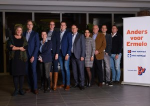 Het Winnend Team. Foto: Joel Vingerling