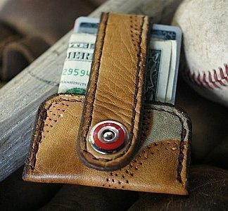 baseball glove wallet -- the minimalist Vvapor