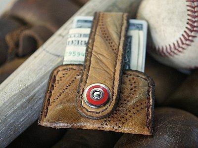 Baseball Gloves Minimalist Wallet