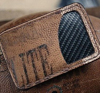 Football Front Pocket Wallet