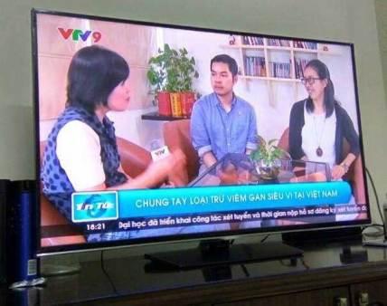 VietnamViralHepatitisAlliance-HELPforVN-TVinterview