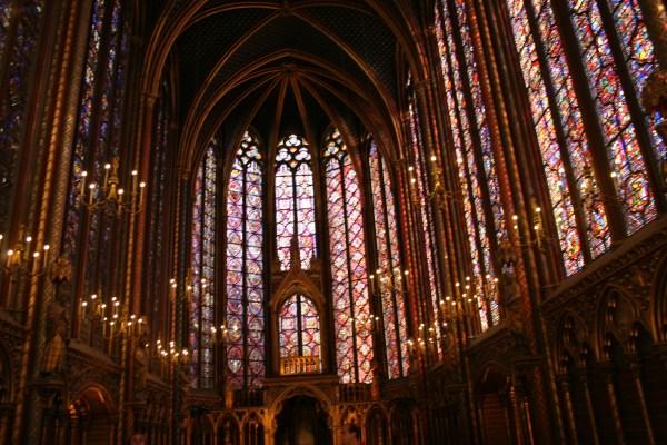 Sainte Chapelle Coup De Foudre