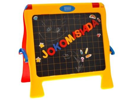 set za risanje otroška tabla za risanje s flomastri s kredo magnetna tabla za otroke