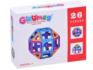Magnetni konstruktor Giromag kocke za otroke