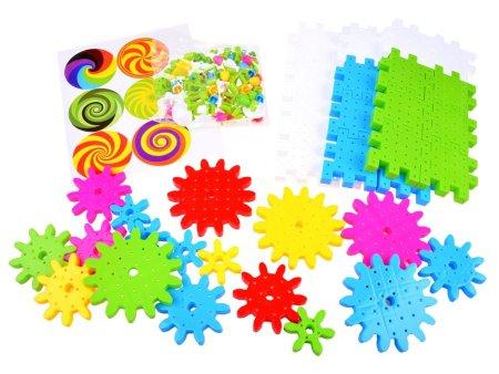 Kreativna igrača Magical blocks 150 delov