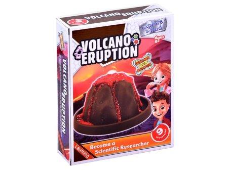 Kreativni set Vulkanski izbruh