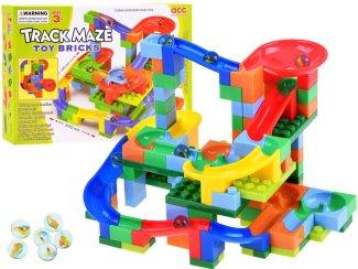 Kreativna igrača – kocke Track Maze 152 delov