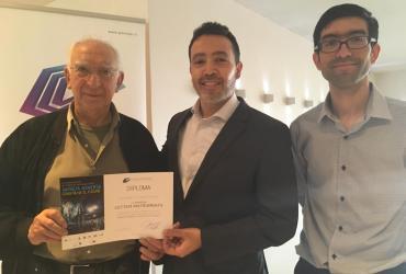 Innovación que mejora espesadores de relaves ganó concurso Impacta Minería