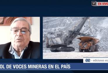"""Sergio Jarpa por el nuevo royalty: """"Hay que escuchar a los expertos y tomarlos en cuenta"""""""