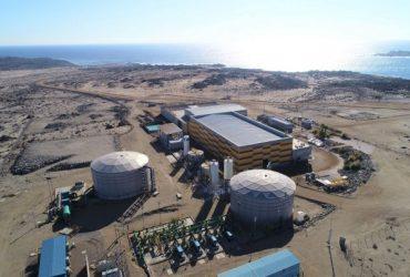 El rol de la desalinizadora multipropósito de Aguas CAP en el suministro hídrico de Atacama