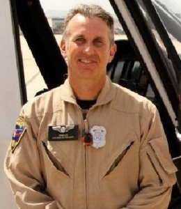 Brian Lee, 47 and pilot of the aircraft.