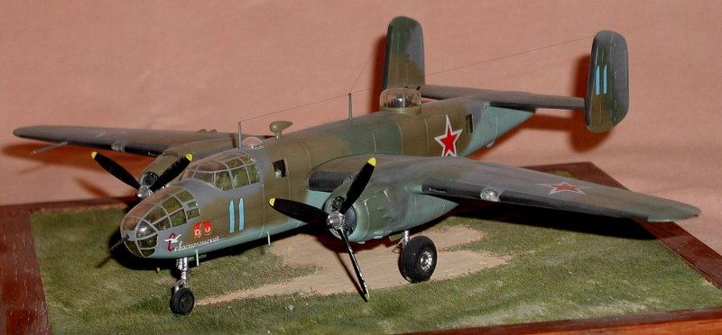 Modeling the VVS B25 Models